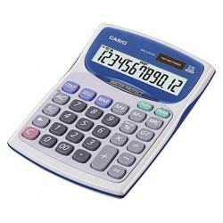 [公司貨2年保固]CASIO 計算機 WD-220MS-WE 新一代防水防塵計算機12位數/大型顯示幕/稅率計算