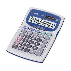[公司貨2年保固]CASIO 計算機 WM-220MS-WE 新一代防水防塵計算機12位數/大型顯示幕/稅率計算