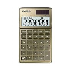 [公司貨2年保固]CASIO 計算機 SL-1000TW 10位數字時間計算稅金計算卡片式設計,方便攜帶
