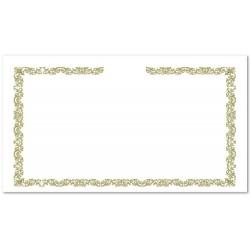 南冠 A4橫式開口燙金獎狀紙 29.7x21cm 10入