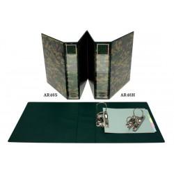 自強牌 AR46H 二孔拱型夾(1打裝)