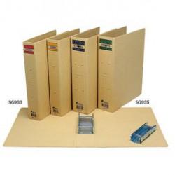 自強牌 SG935 二孔管型夾(1打裝) (訂製品/另外報價)
