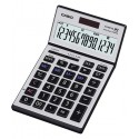 [公司貨2年保固]CASIO 計算機 JS-140TVS-SR 14位數頂級輕巧型計算機,可掀式面板/快速輸入功能/雙重內構快速輸入按鍵
