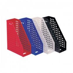 WIP聯合 封閉/開放式方孔雜誌箱(可拆式檔板) AMF5200