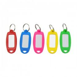 WIP聯合 備用鑰匙圈(5入/包) F625