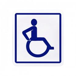 WIP聯合 600系列標示牌-殘障專用 NO.608