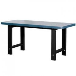 樹德 WH-6M 耐磨重型工作桌 高壓美耐板(耐磨層) 1800寬X750深X800高 mm