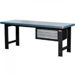 樹德 WHC7M 重型工作桌 2100mm寬