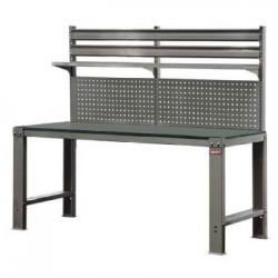 樹德 WH6I+W4141 工作桌+背掛版