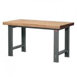 樹德 WH-6W 櫸木桌板工作桌 1800mm寬