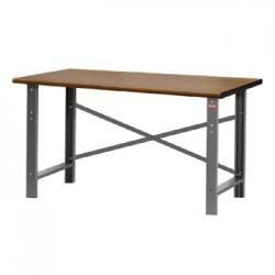 樹德 WL-5M 仿木紋輕型工作桌1500mm寬