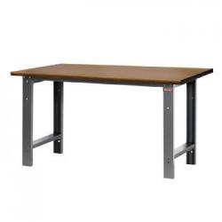樹德 WM5M 仿木紋中型工作桌1500mm寬