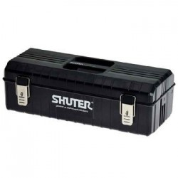 樹德 TB-611 【Shuter】經典款單層工具箱
