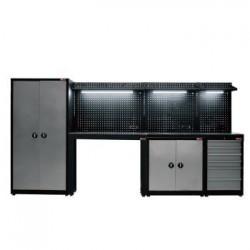 樹德 WS-I01+TC5-41A WS工作站送工具車 (2入/組)