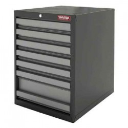 樹德 HDC-0771 【Shuter】高荷重工具櫃