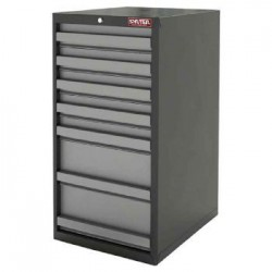 樹德 HDC-1071 【Shuter】高荷重工具櫃