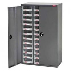 樹德 A5V-336D A5專業零物件分類櫃 (加門)