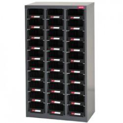 樹德 A6V-330HD A6專業零物件分類櫃 (加門)