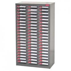 樹德 A6-360PD A6專業零物件分類櫃(加門)