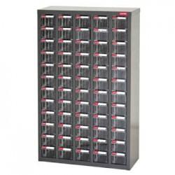 樹德 A8-560D A8 專業零物件分類櫃(加門)