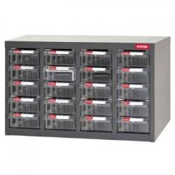 樹德 ST2-420 【Shuter】ST 專業零物件分類櫃