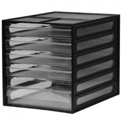 樹德 DD-1214 【livinbox】A4 5抽資料櫃