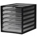 樹德 DD-1206 【livinbox】A4 6抽資料櫃
