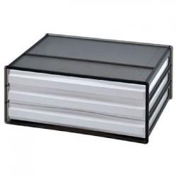 樹德 DDH-103 【livinbox】A4 3抽橫式資料櫃