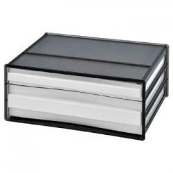 樹德 DDH-111 【livinbox】A4 2抽橫式資料櫃