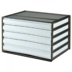 樹德 DDH-105 【livinbox】A4 5抽橫式資料櫃