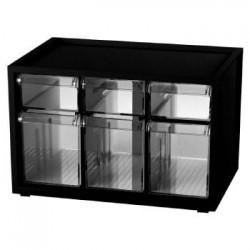樹德 A9-333 【livinbox】小幫手零件分類箱(6抽)
