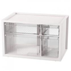 樹德 A9-304 【livinbox】零件分類箱(4抽)