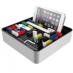 樹德 ES-GB2020(白.黑白.黑) 樂構盒子-3C收納盒