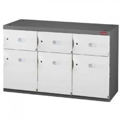 樹德 SCM3-3M3S 風格置物櫃