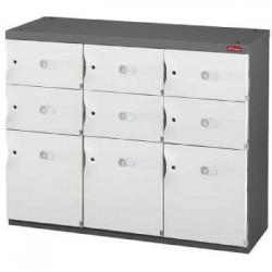 樹德 SCM3-3M6S 風格置物櫃