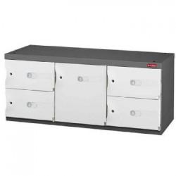 樹德 SCM3-1M4S 風格置物櫃