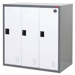 樹德 FC9-303 【Shuter】3門多功能密碼鎖置物櫃