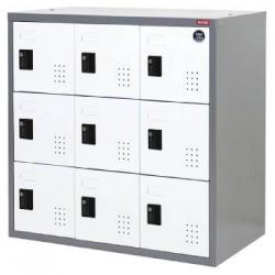 樹德 FC9-309 【Shuter】9門多功能密碼鎖置物櫃