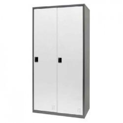 樹德 FC1-202 【Shuter】雙排2門多功能密碼鎖置物櫃