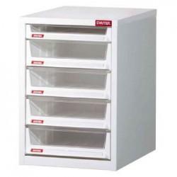 樹德 A4XM1-4H1P A4X桌上型樹德櫃