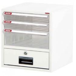 樹德 A4-104K A4桌上型樹德櫃