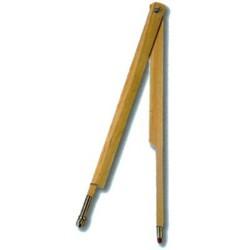 鐵人 教學用 木製圓規(粉筆用) 56cm