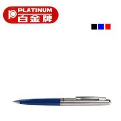 [畢業禮物][免費刻字]PLATINUM 白金牌 BG-80 伸縮筆/支