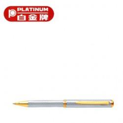[畢業禮物][免費刻字]PLATINUM 白金牌 BD-400 0.7mm雕花伸縮筆/支