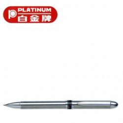 [畢業禮物][免費刻字]PLATINUM 白金牌 MWB-2000R(MWB-700R) 旋轉式3功能筆/支