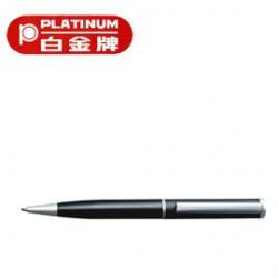 [畢業禮物][免費刻字]PLATINUM 白金牌 BT-100 原子筆/支