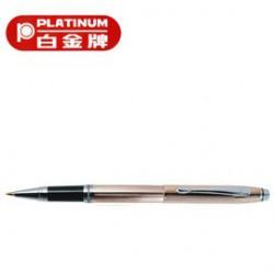 [畢業禮物][免費刻字]PLATINUM 白金牌 WKG-800 0.5mm鋼珠筆/支