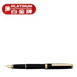 [畢業禮物][免費刻字]PLATINUM 白金牌 PTL-10000 大型18K 萬年筆/支