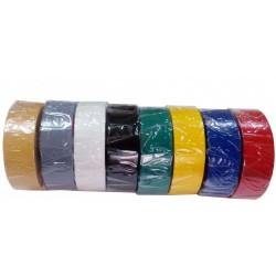日本 PVC/電工/絕緣膠帶/電火布 18mmx20Y(18M)