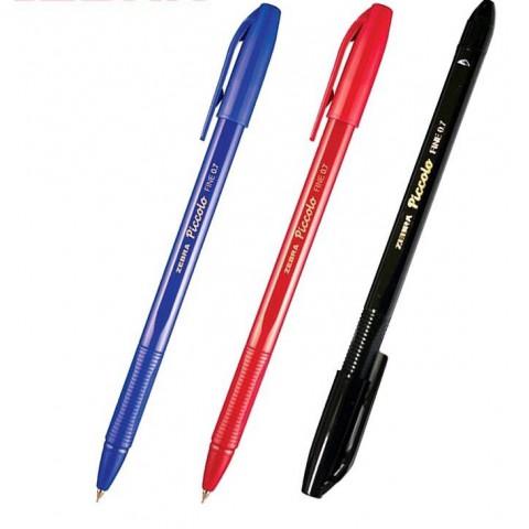 ZEBRA 斑馬文具 Piccolo BA37ZA 圓珠原子筆